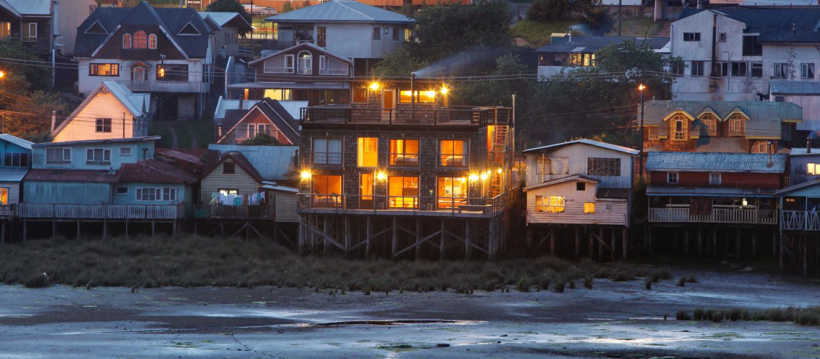 Hotel Palafito 1326 Chile