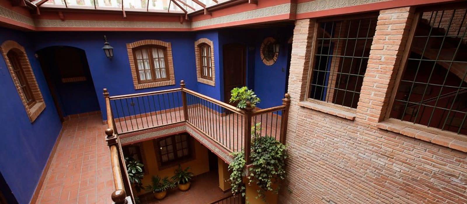 Hotel La Casona Boutique  Bolivien