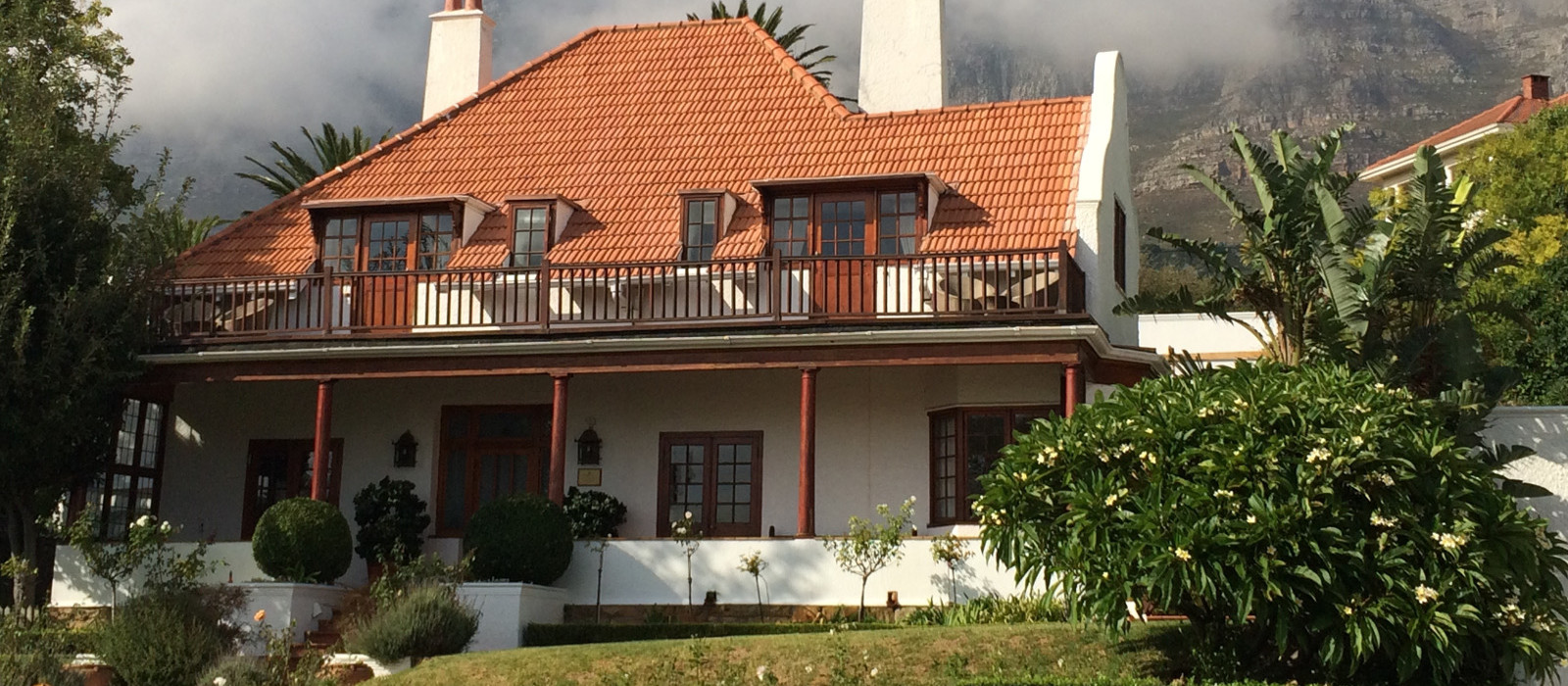 Hotel Acorn House Südafrika