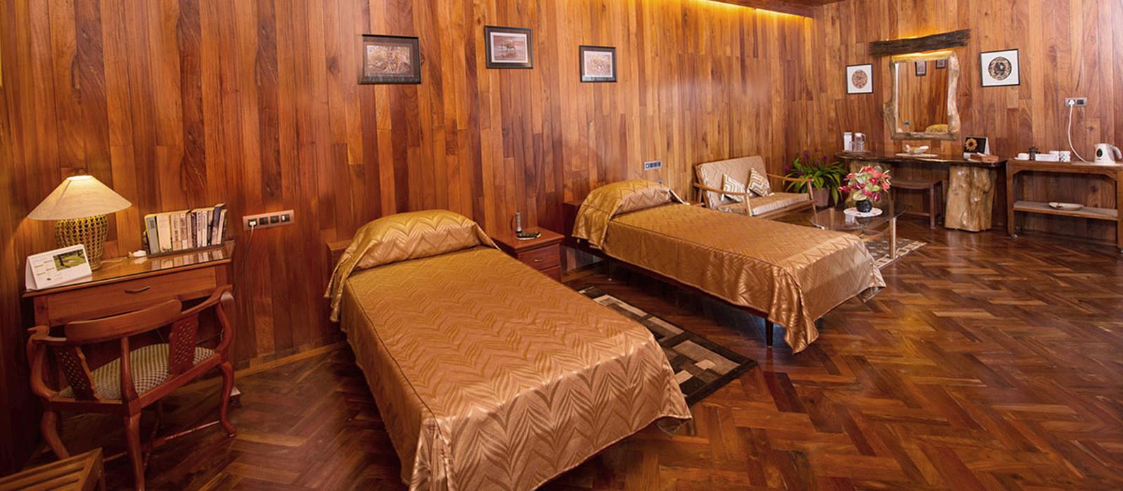 Hotel Amaryllis Südindien