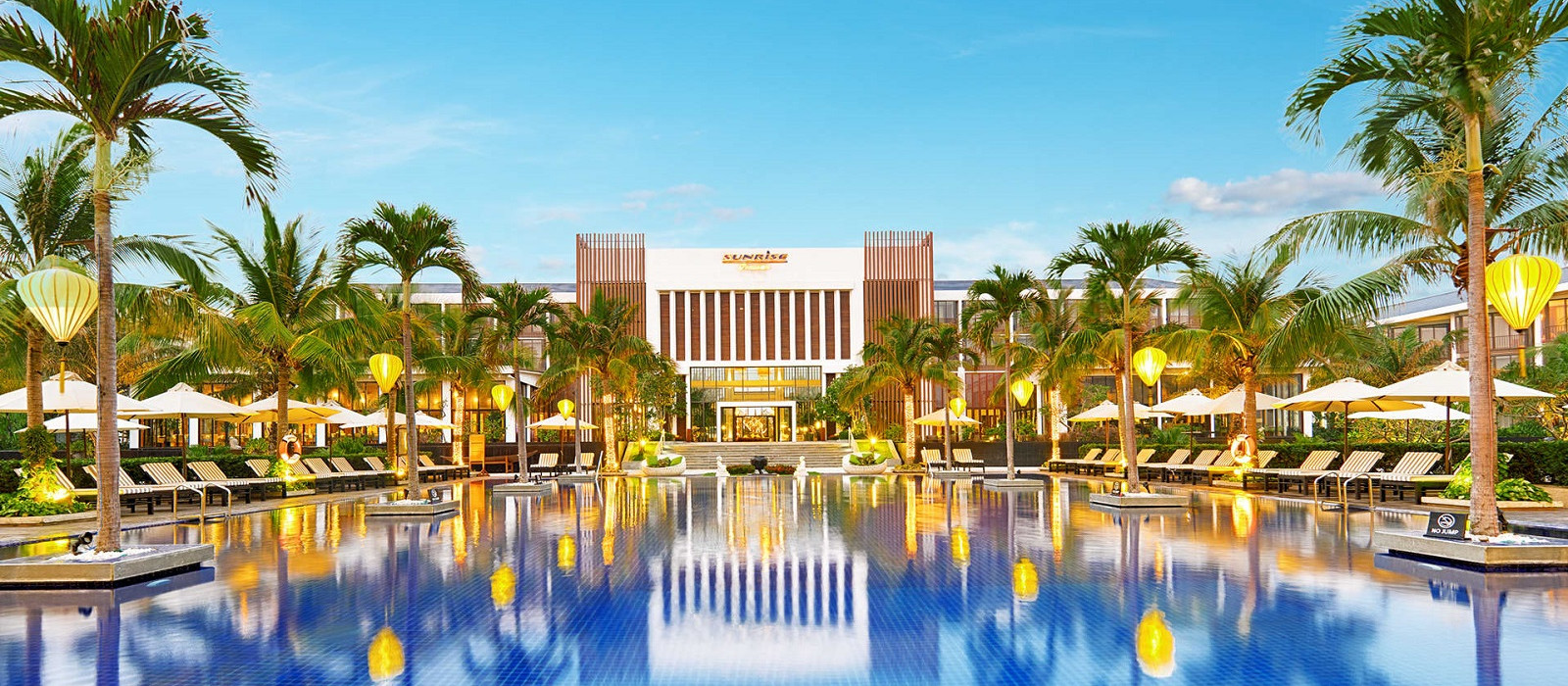 Hotel Sunrise Premium Resort & Spa Hoi An Vietnam
