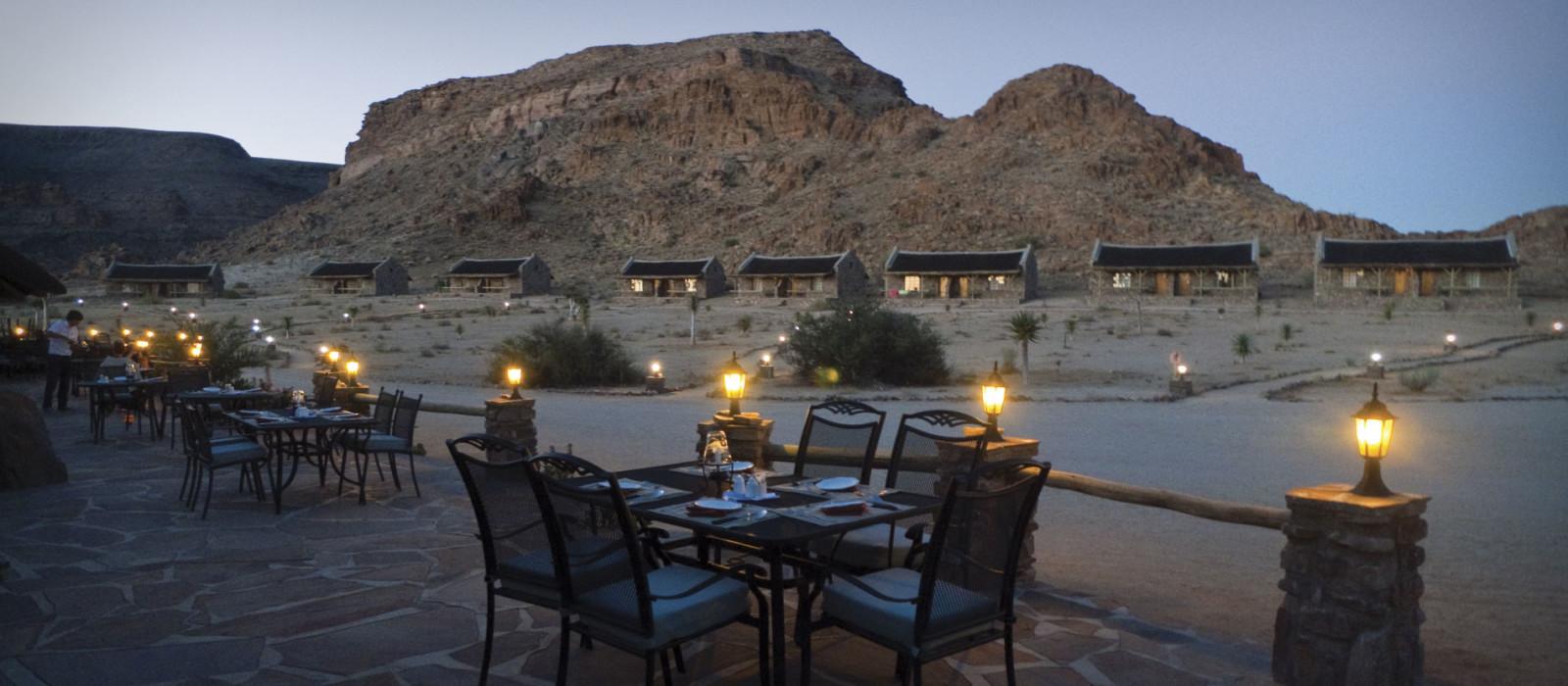 Hotel Canyon Village Namibia