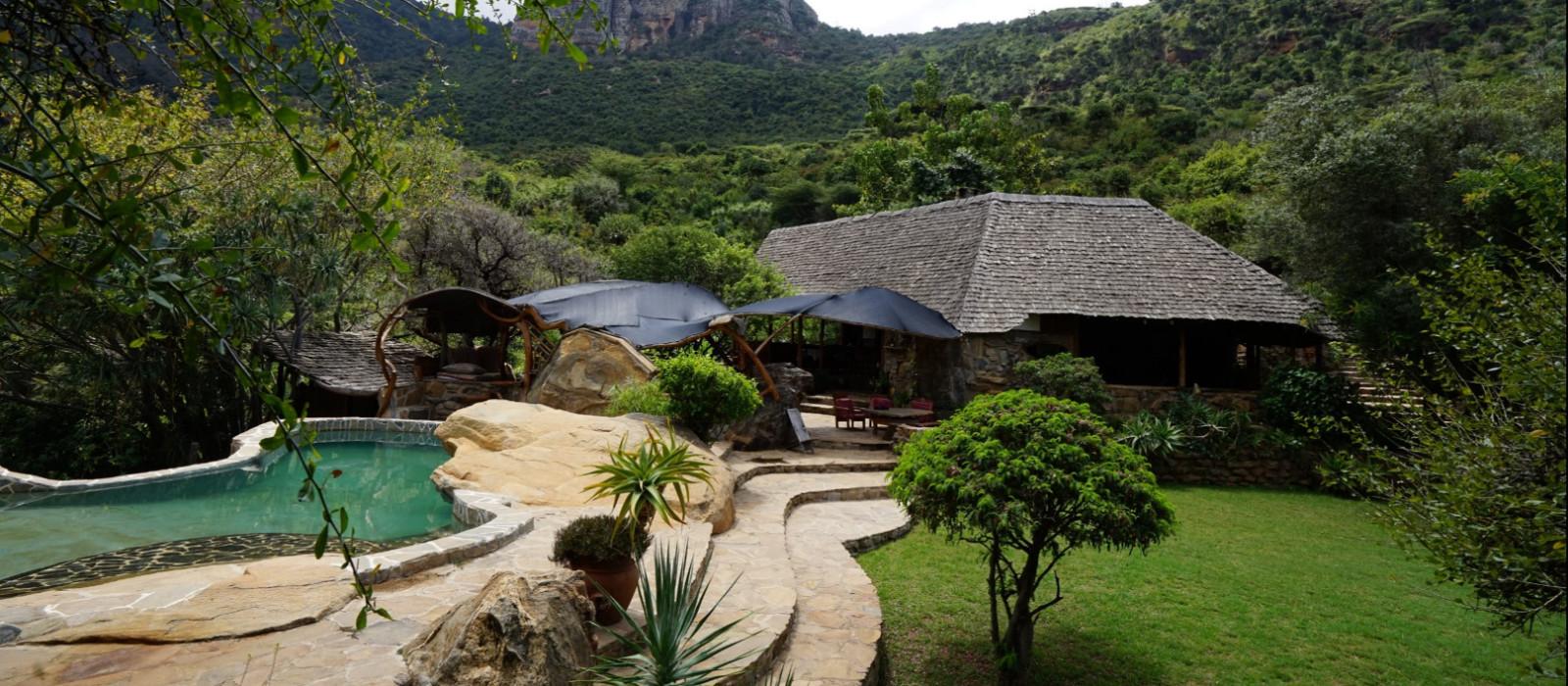Hotel Desert Rose Kenia