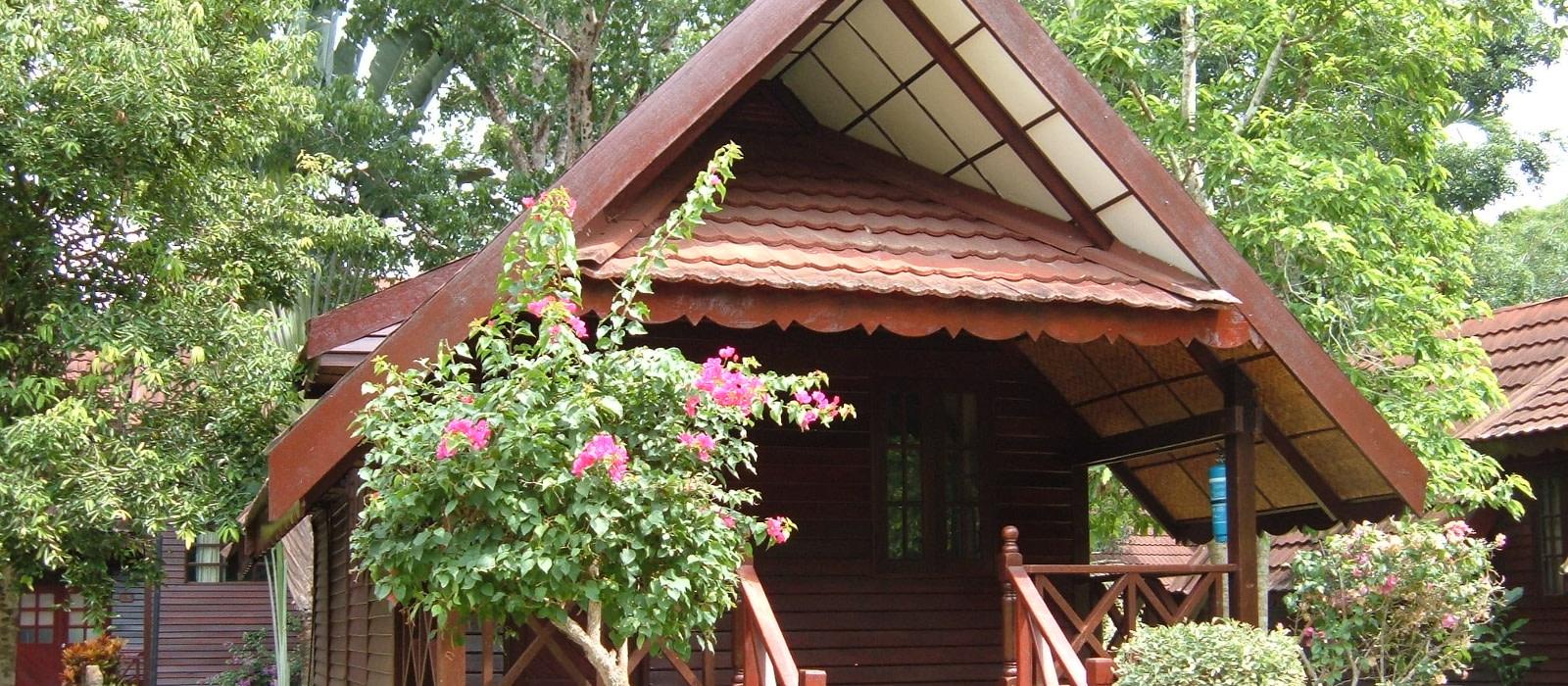 Hotel Mutiara Taman Negara Malaysia