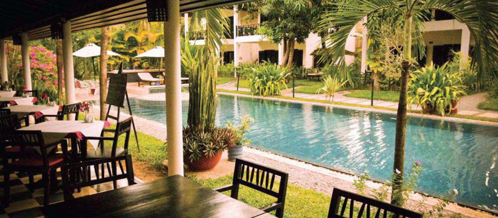 Hotel La Maison d'Angkor Kambodscha