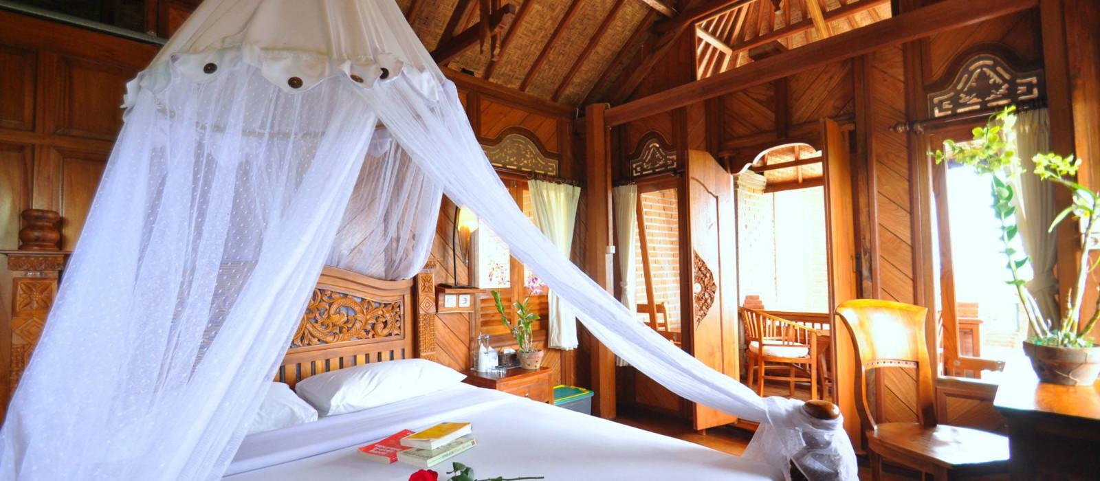 Hotel Puri Lumbung Cottages Indonesien