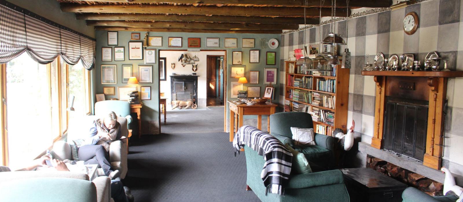 Hotel Cleopatra Mountain Farmhouse Südafrika