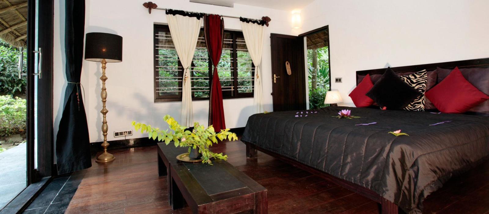 Hotel Shalimar Spice Garden Südindien