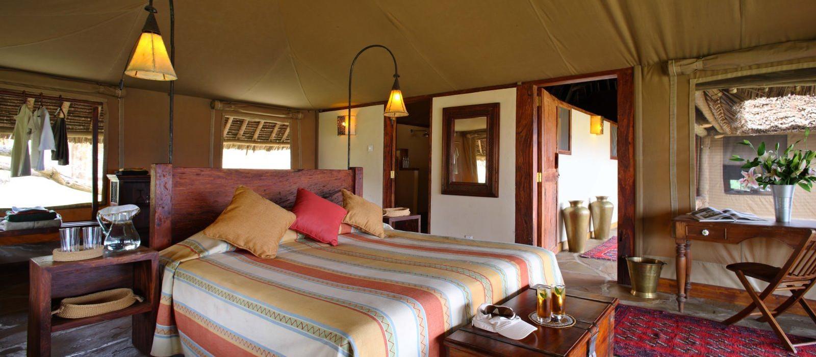 Hotel Tortilis Camp Kenia