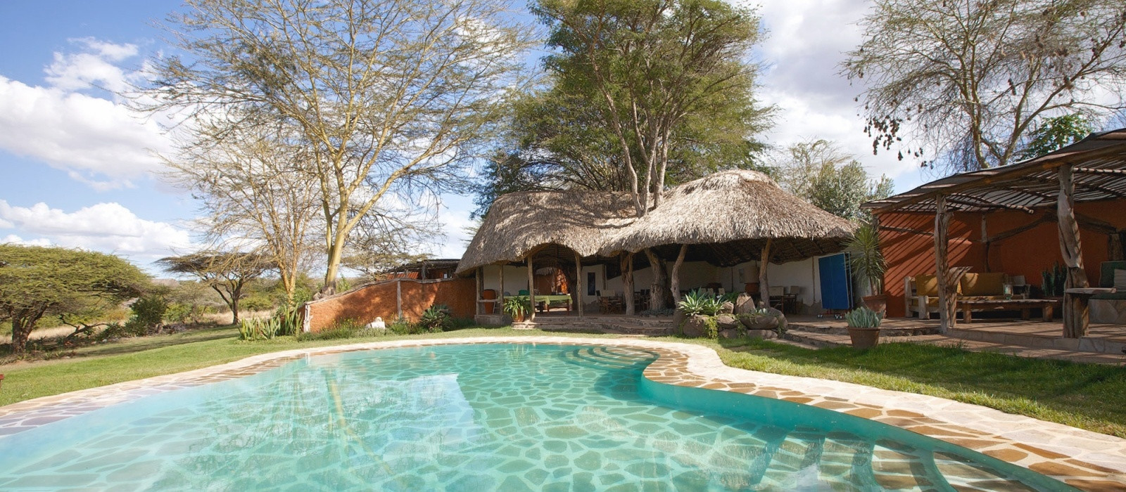 Hotel Lewa Safari Camp Kenia