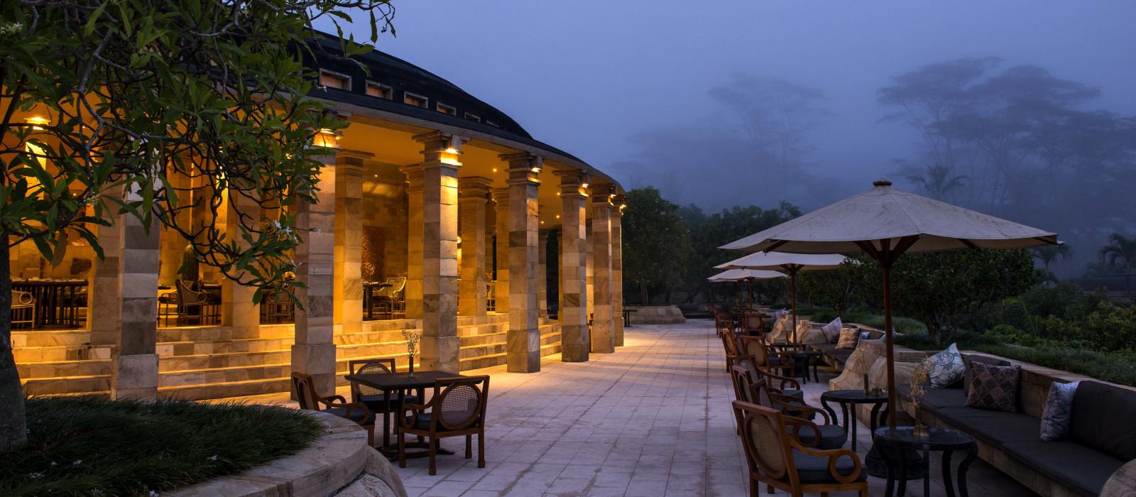 Hotel Amanjiwo Borobudur Indonesien