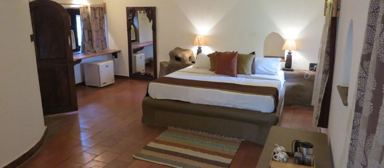Hotel Hampi Boulder Resort Südindien