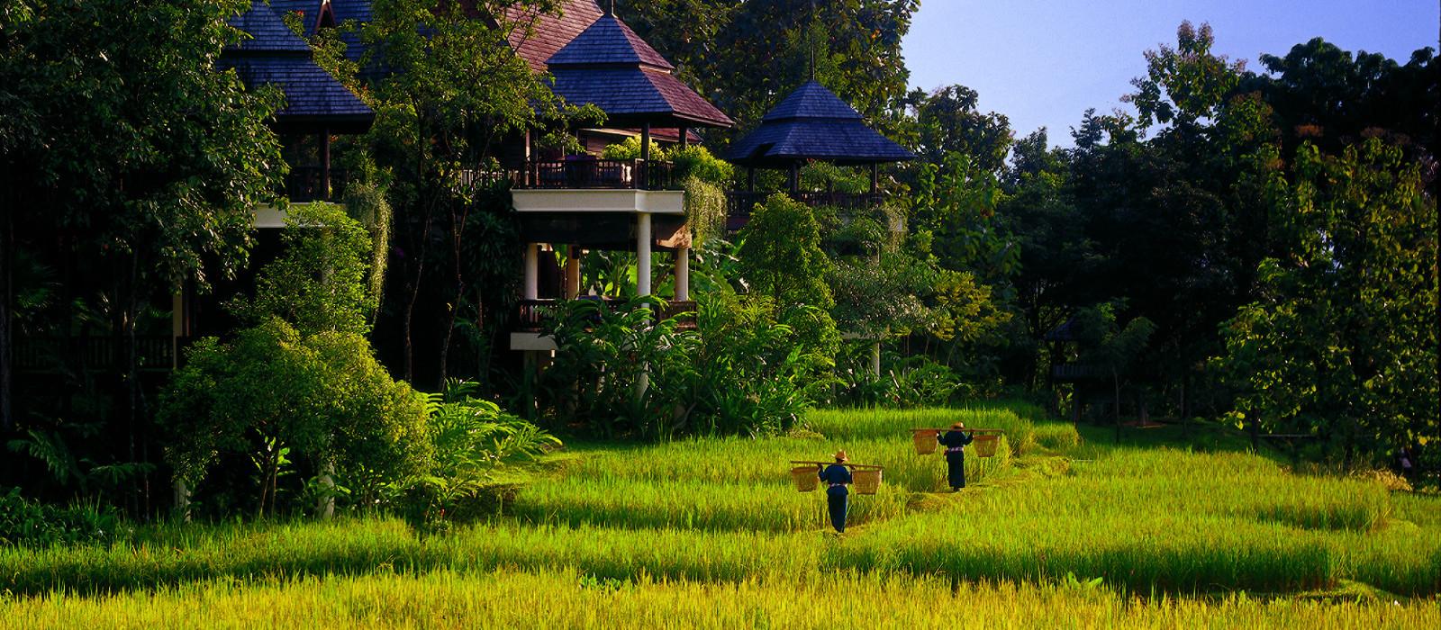 Hotel Four Seasons Resort, Chiang Mai Thailand