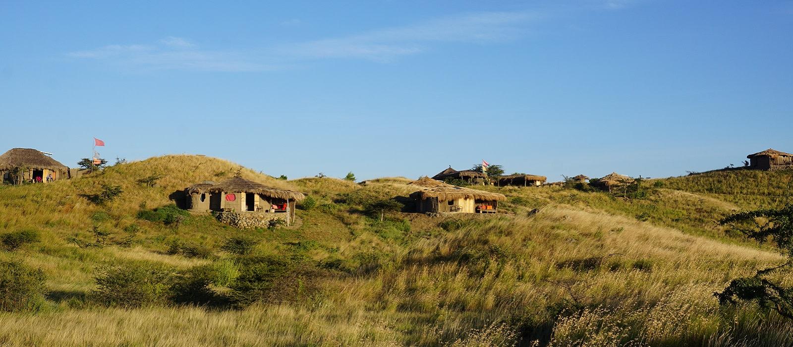 Hotel Africa Amini Maasai Lodge Tansania