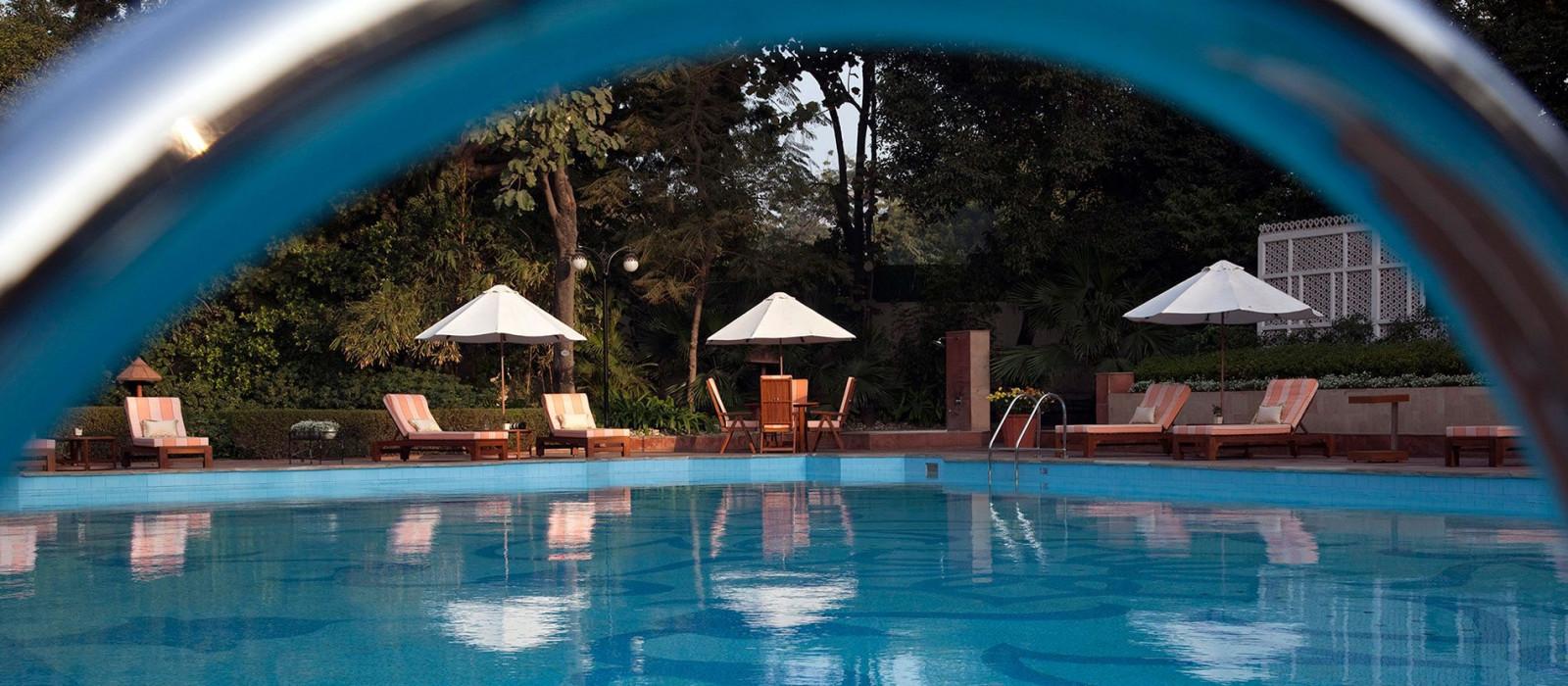 Hotel Taj Mahal  New Delhi North India