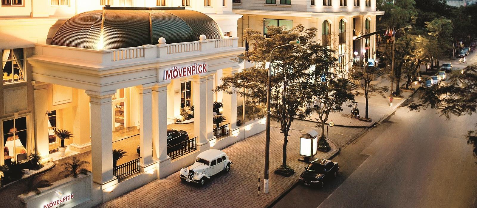 Hotel Movenpick  Vietnam