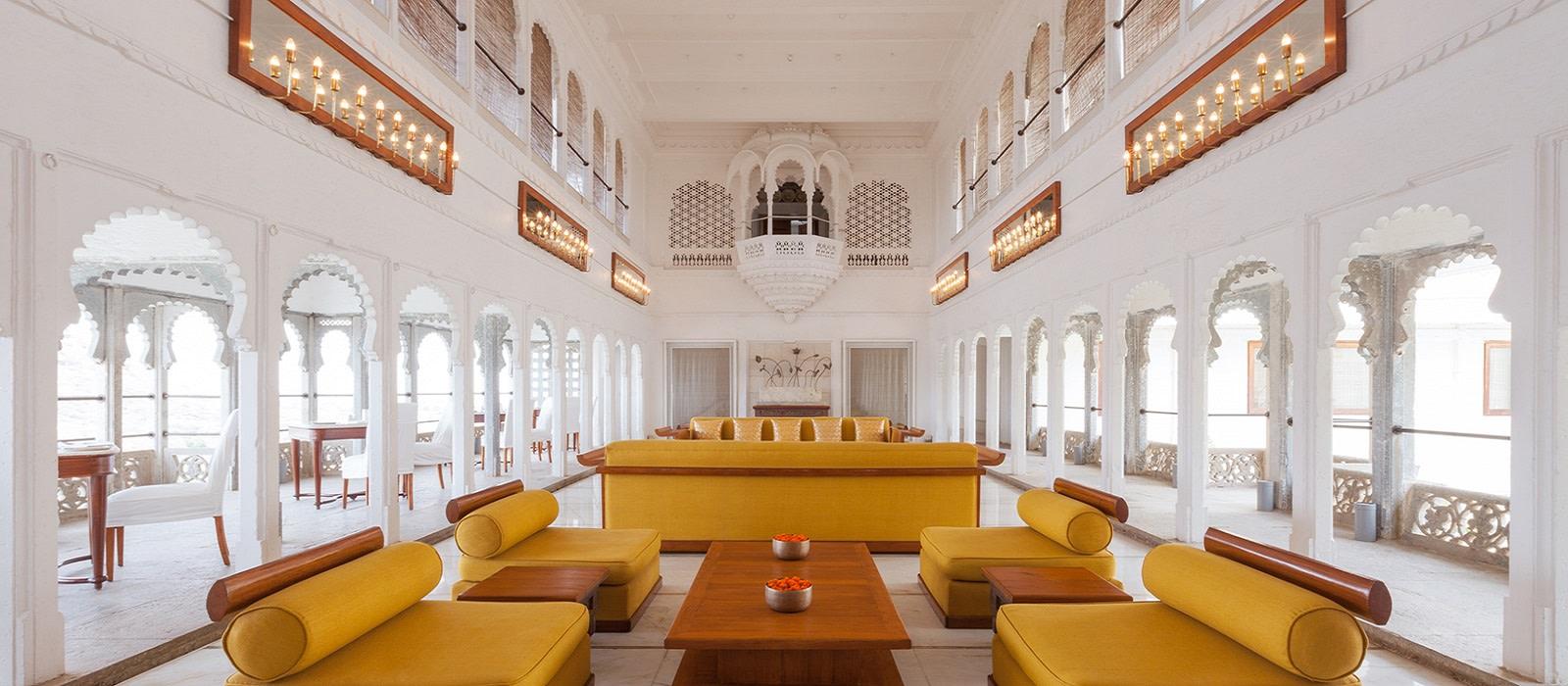 Hotel RAAS Devigarh North India