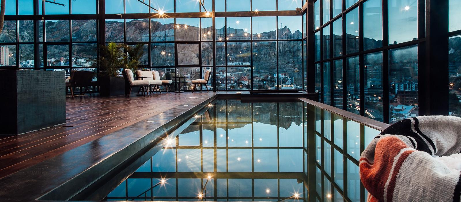 Hotel Atix  Bolivien