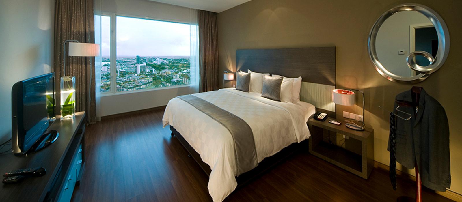 Hotel Pullman Kuching Malaysia