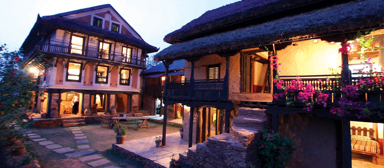 Hotel The Famous Farm Nepal