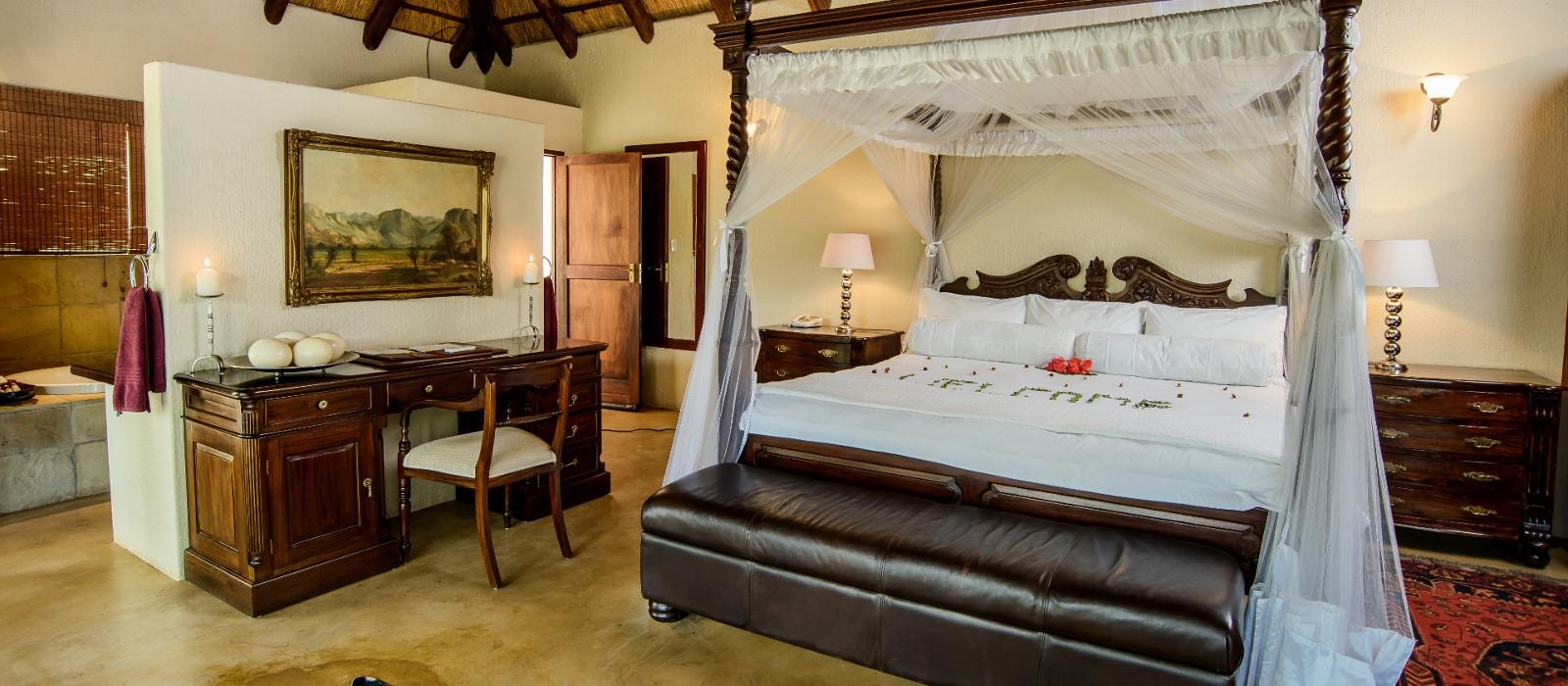 Hotel Shiduli Private Game Lodge Südafrika