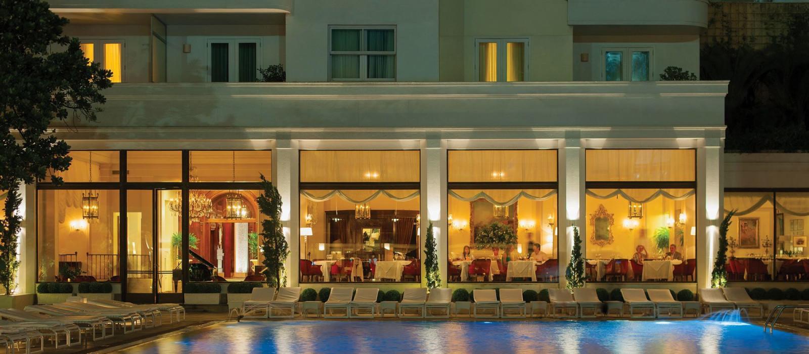 Hotel Belmond Copacabana Palace Brasilien