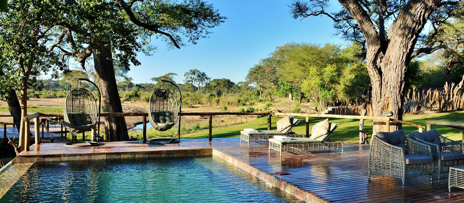 Hotel Elephant Valley Lodge Botswana
