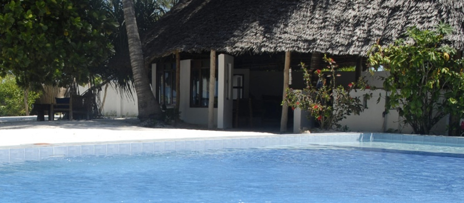 Hotel Mchanga Beach Resort Tansania