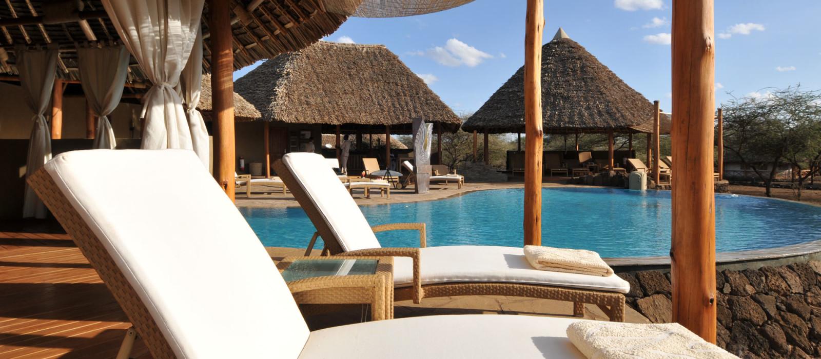 Hotel Severin Camp Kenia