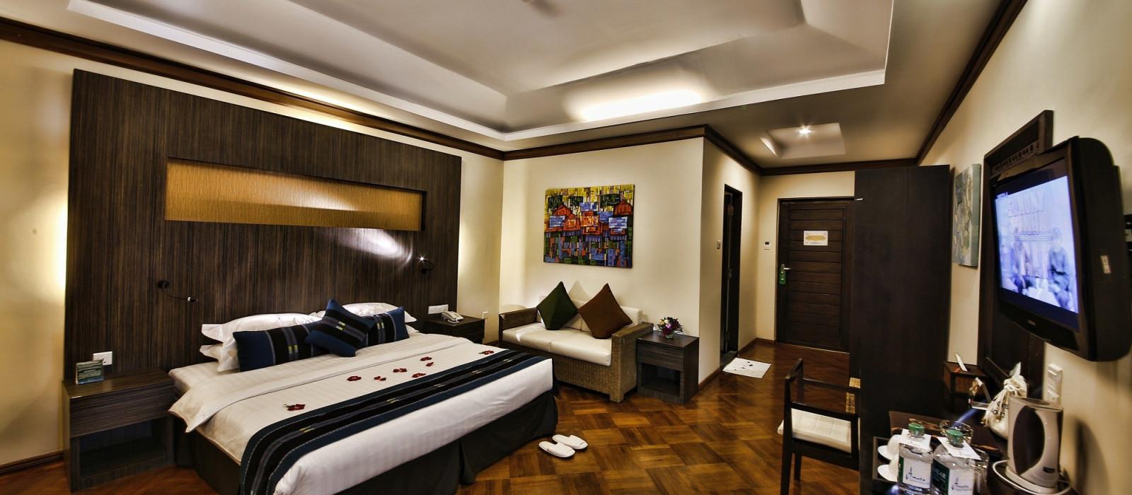 Hotel Amata Garden Inle Myanmar