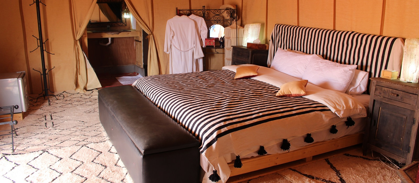 Hotel Desert Luxury Camp Marokko