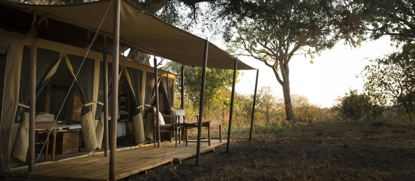 Hotel Chada Katavi Camp Tanzania