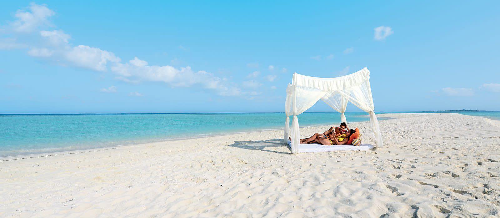 Hotel Kanuhura Maldives Malediven