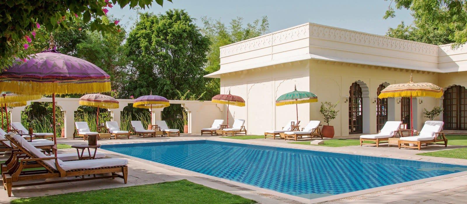 Hotel The Oberoi Vanyavilas Wildlife Resort Nordindien