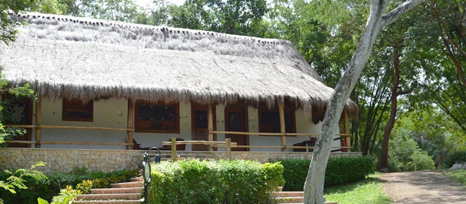 Hotel The Lodge at Chichén Itzá Mexiko