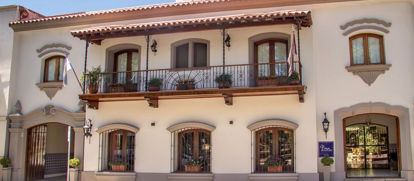 Hotel Solar de la Plaza Argentinien