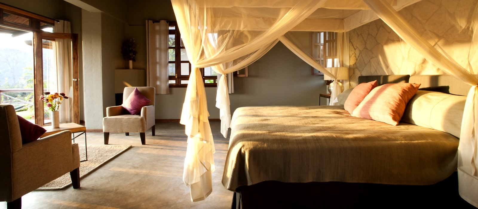 Hotel Kitela Lodge Tansania