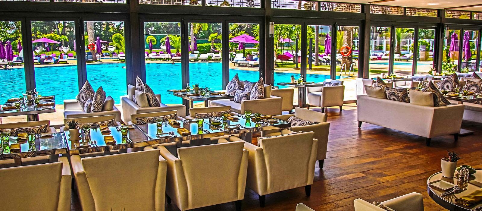 Hotel  Sofitel Jardin Des Roses Marokko