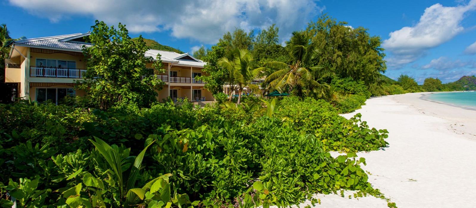 Hotel Acajou Beach Resort Seychelles