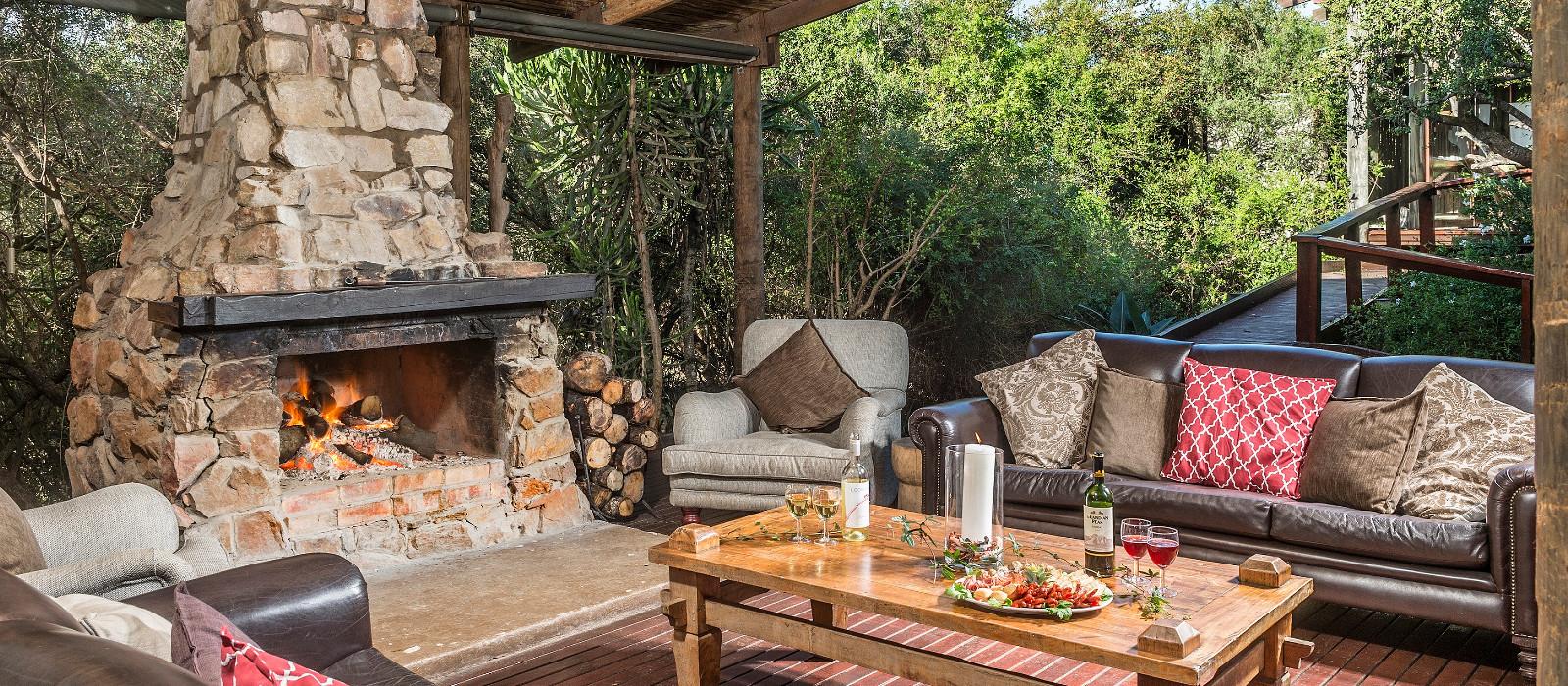 Hotel Kariega Main Lodge Südafrika
