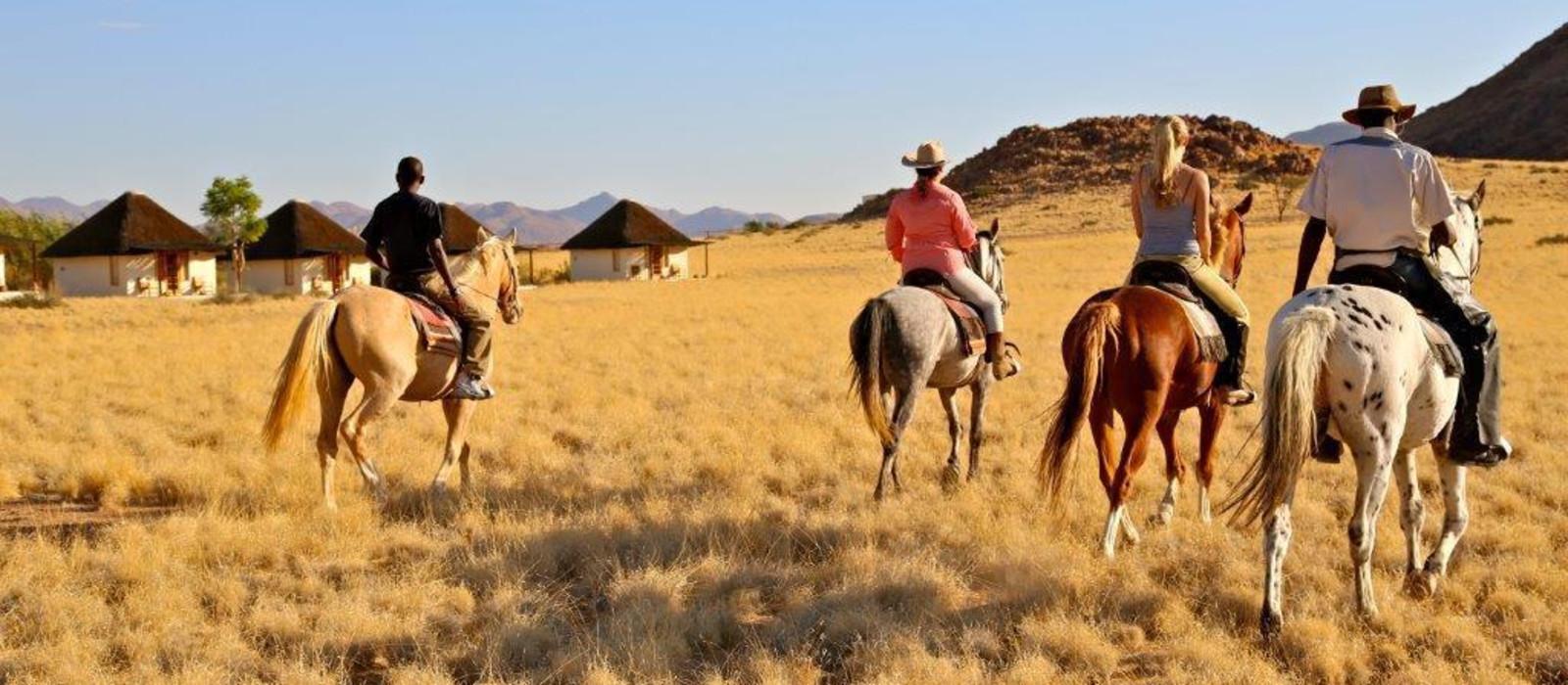 Hotel Desert Homestead Lodge Namibia