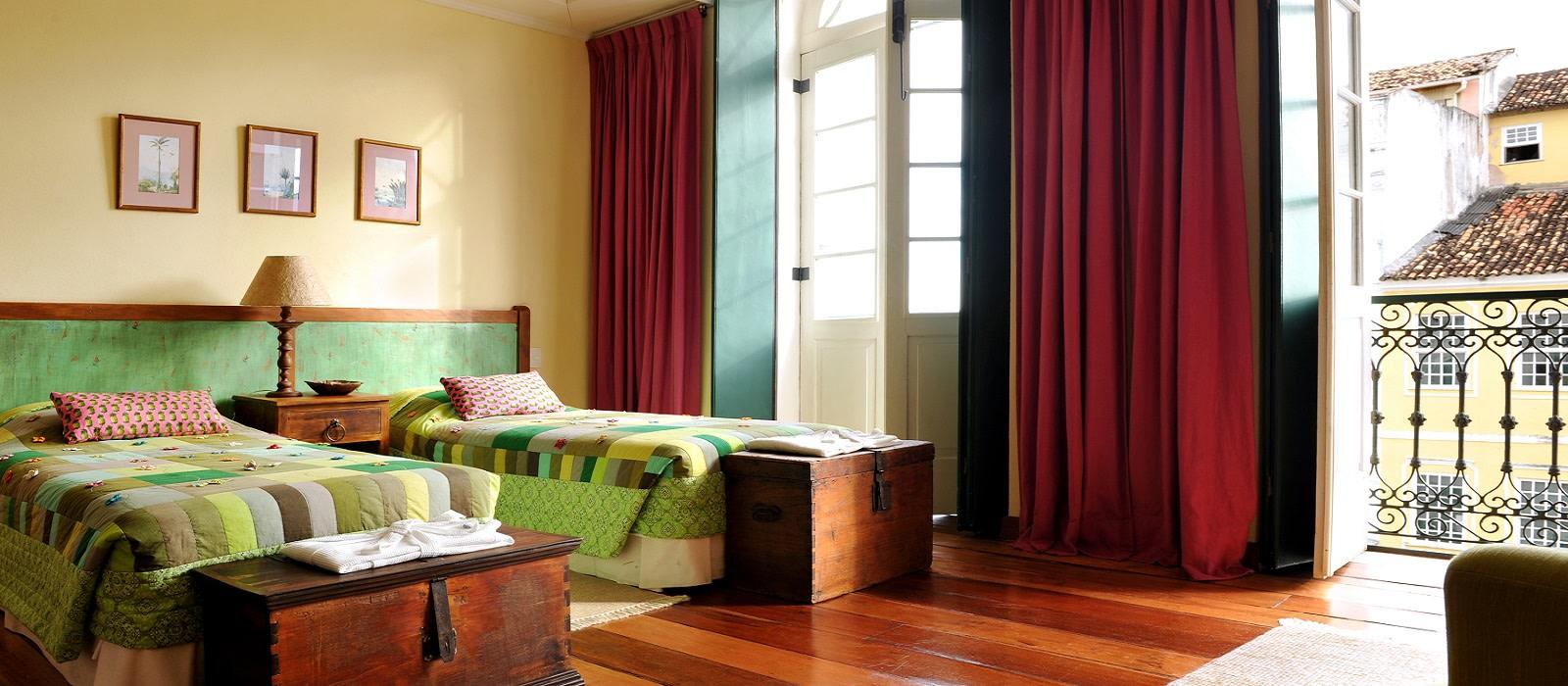 Hotel Villa Bahia Brasilien