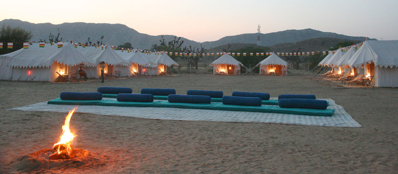 Hotel Royal Camp Nordindien