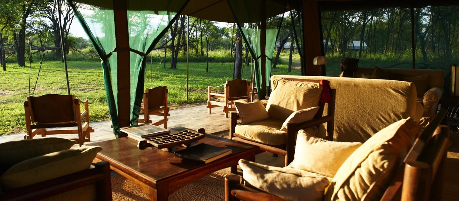 Hotel Dunia Camp Tansania