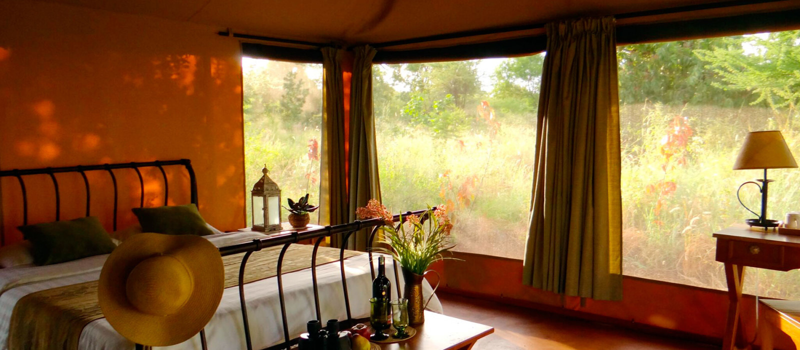 Hotel iKweta Safari Camp Kenia