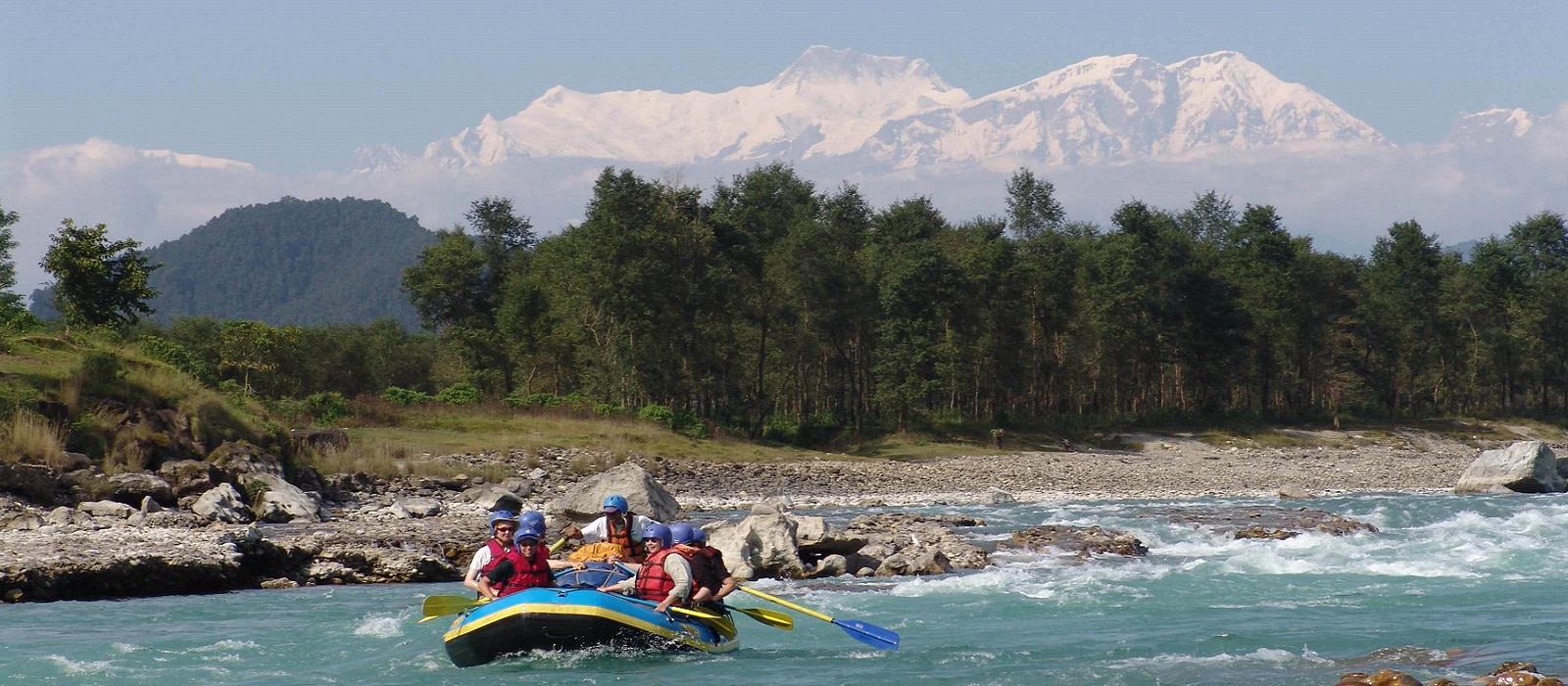 Hotel Seti River Camp Nepal