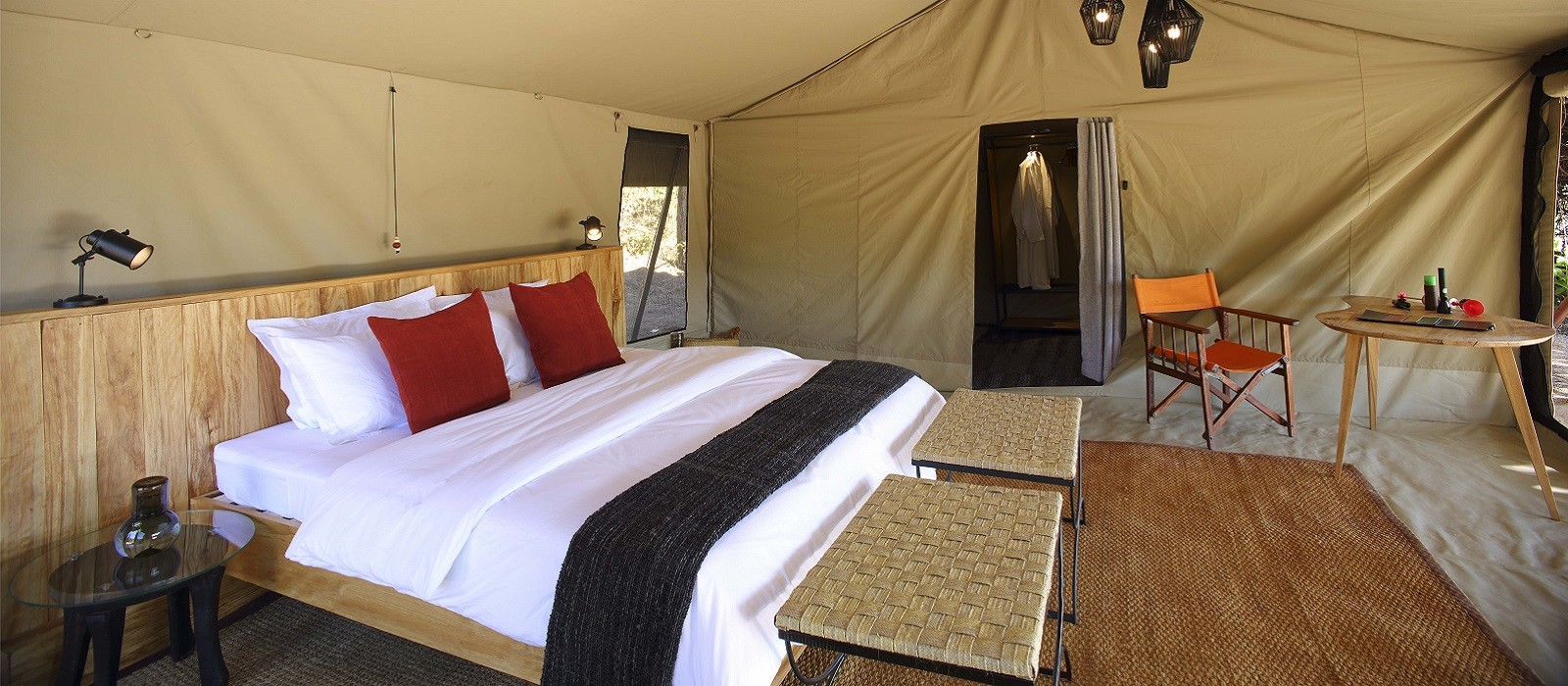 Hotel Kwihala Camp Tansania