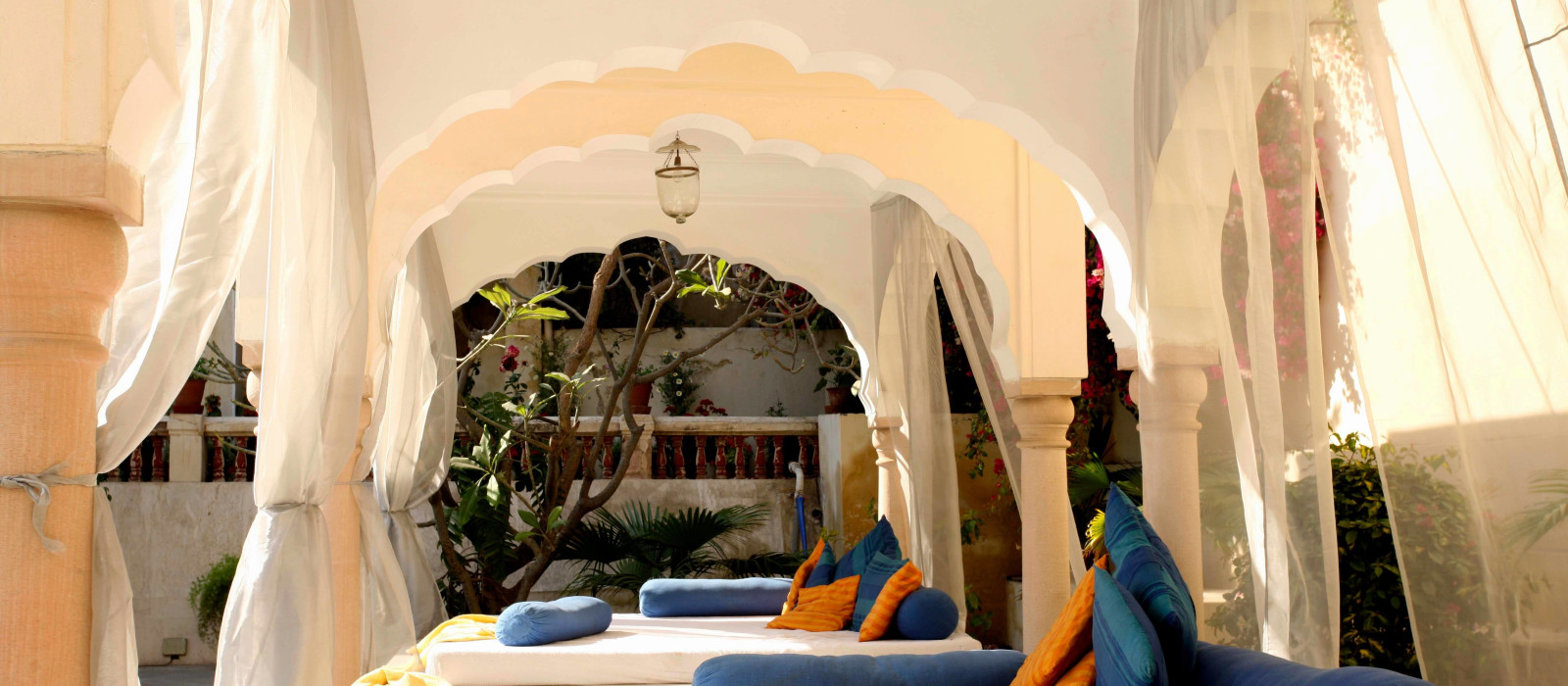 Hotel Samode Haveli North India