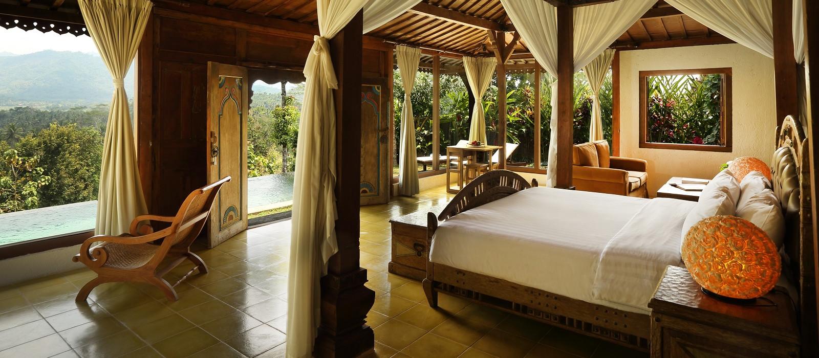 Hotel Plataran Heritage Borobudur Indonesien