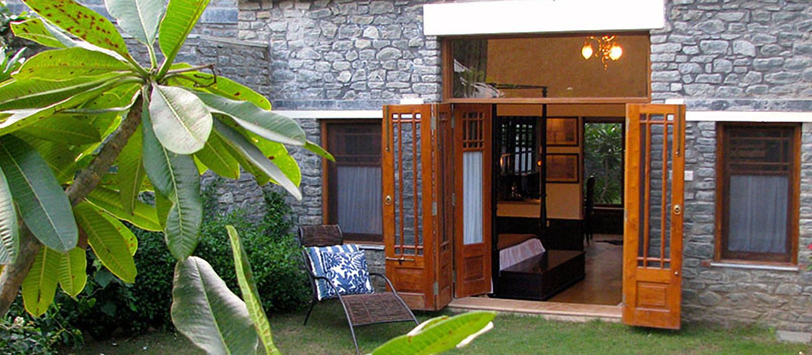 Hotel Mountbatten Lodge Nordindien